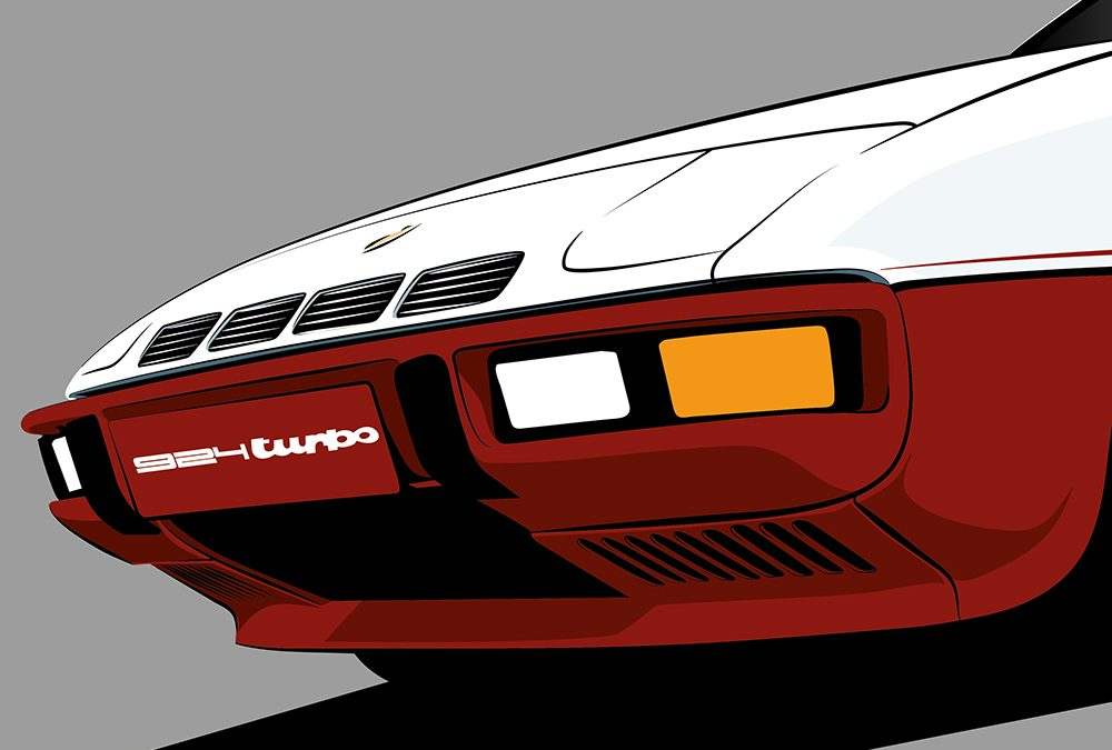 Design 17 – Porsche 924 Turbo