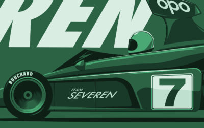 Design 20 The Severen F1 team!